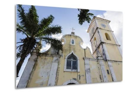 Church of Our Lady of Conception, Inhambane, Mozambique-Alida Latham-Metal Print