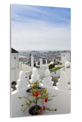 View of Tangier from the Medina, Tangier, Morocco-Nico Tondini-Metal Print