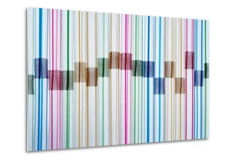 The Wave-Ursula Abresch-Metal Print