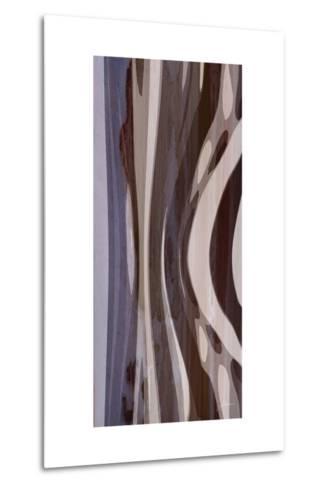 Bentwood Panel III-James Burghardt-Metal Print