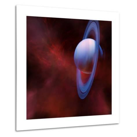 Fire And Ice-Corey Ford-Metal Print