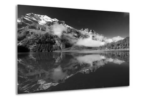 Beautiful Place for Dream Bw-Philippe Sainte-Laudy-Metal Print