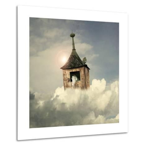 Under The Clouds-ValentinaPhotos-Metal Print