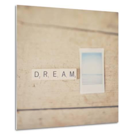 Dream ...-Laura Evans-Metal Print