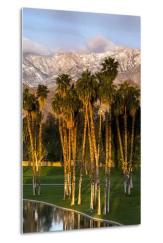 Desert Island Golf and Country Club, Palm Springs, California, USA-Richard Duval-Metal Print