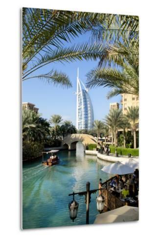The Burj Al Arab , Dubai, United Arab Emirates-Bill Bachmann-Metal Print