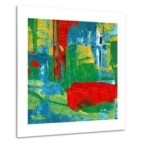 Abstract Painting-Andriy Zholudyev-Metal Print