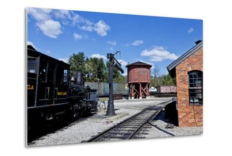 The Sites Greenfield Village in Dearborn, Michigan, USA-Joe Restuccia III-Metal Print