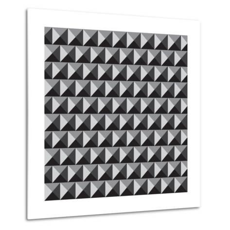 Seamless Pattern-Shonkar-Metal Print