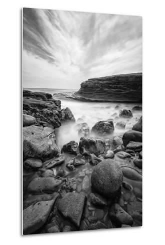 Coastline at Cabrillo National Monument-Andrew Shoemaker-Metal Print