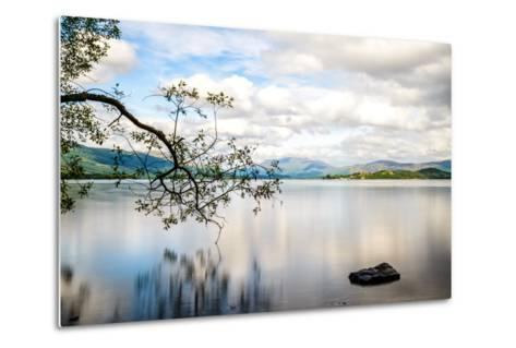 Loch Lomond, Scotland, UK-matthi-Metal Print