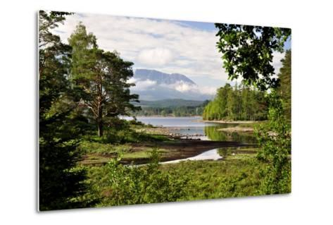Ben Nevis, Scottish Highlands-Another Viewpoint-Metal Print