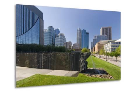 Downtown Minneapolis Skyline, Minnesota, USA-PhotoImages-Metal Print