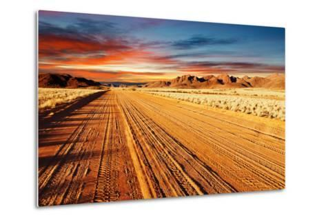Kalahari Desert, Namibia-DmitryP-Metal Print