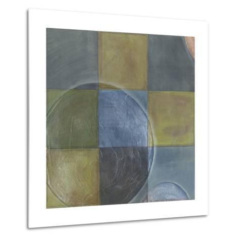 Circumspect III-Erica J^ Vess-Metal Print