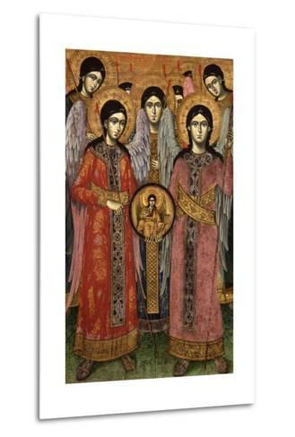 Synaxis (Assembly) of the Archangels--Metal Print