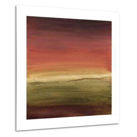 Abstract Horizon I-Ethan Harper-Metal Print