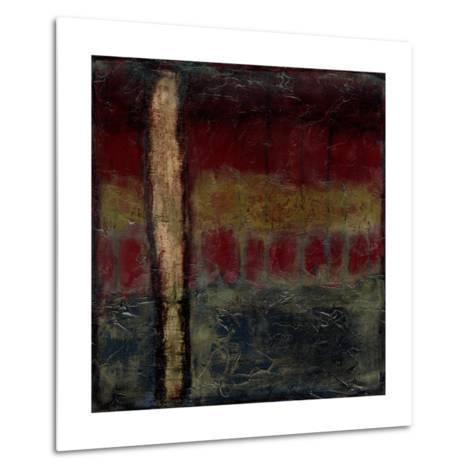 Moonlit Forest IV-Jennifer Goldberger-Metal Print