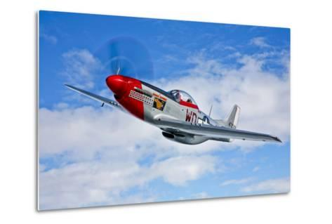 A p 51d mustang in flight near hollister california for Hollister live chat