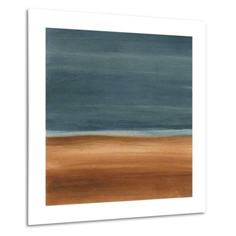 Coastal Vista Vii-Ethan Harper-Metal Print