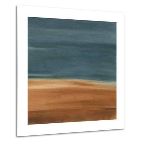 Coastal Vista IX-Ethan Harper-Metal Print