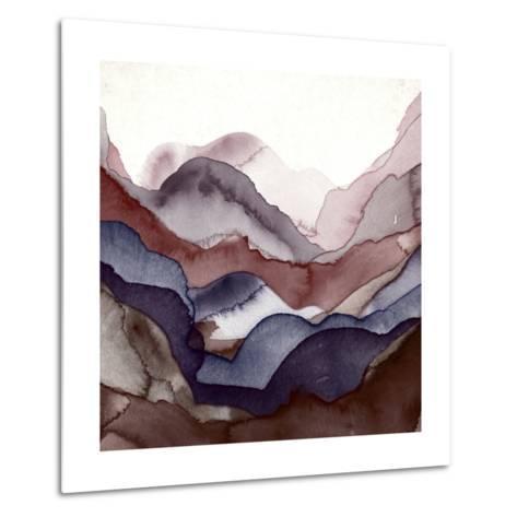 Rose Quartz A-GI ArtLab-Metal Print