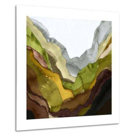 Color Field 2-GI ArtLab-Metal Print
