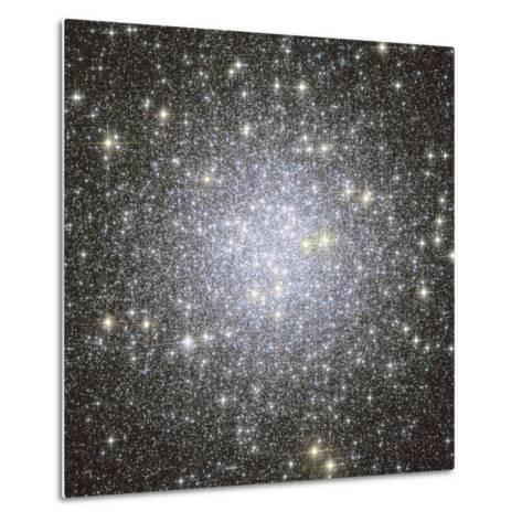 Messier 53, Globular Cluster in the Coma Berenices Constellation--Metal Print