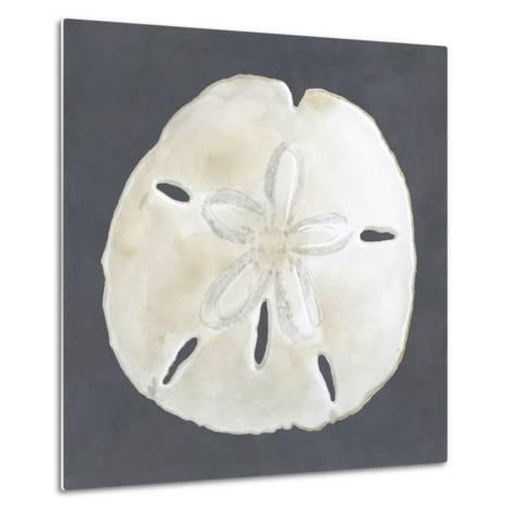 Shell on Slate II-Megan Meagher-Metal Print
