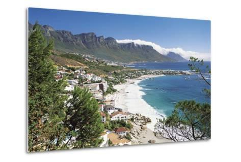 Cape Town, South Africa-Gavin Hellier-Metal Print