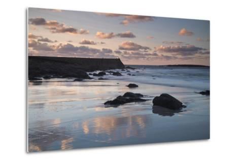 Sennen Cove, Cornwall, England, United Kingdom, Europe-Ben Pipe-Metal Print