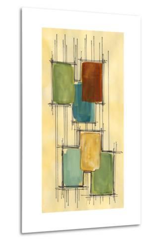 City Windows II-Charles McMullen-Metal Print