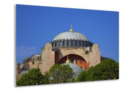 Hagia Sophia (Aya Sofya Mosque) (The Church of Holy Wisdom)-Neil Farrin-Metal Print