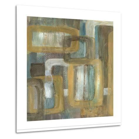 Frame Link I-Lisa Choate-Metal Print