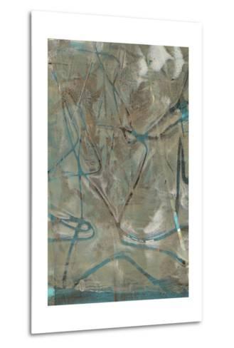 Fluid Sea I-Jennifer Goldberger-Metal Print