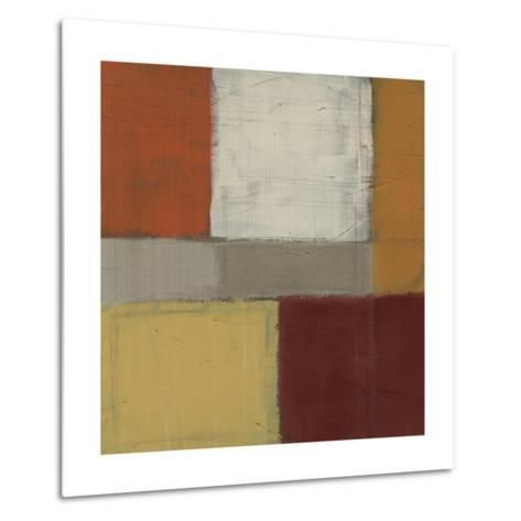 Red Sector II-Erica J^ Vess-Metal Print