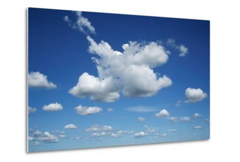 Cumulonimbus Clouds-Frank Krahmer-Metal Print