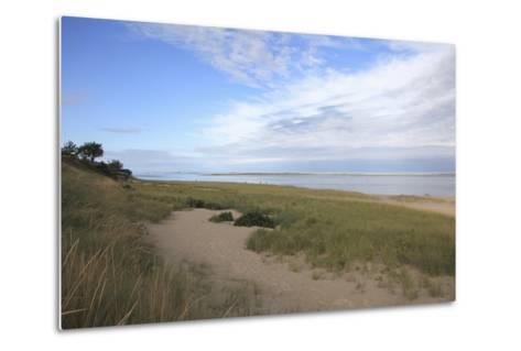 Chatham Lighthouse Beach, Chatham, Cape Cod, Massachusetts, New England, Usa-Wendy Connett-Metal Print