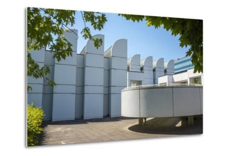 Bauhaus Archive Museum, Berlin, Germany, Europe-Charlie Harding-Metal Print