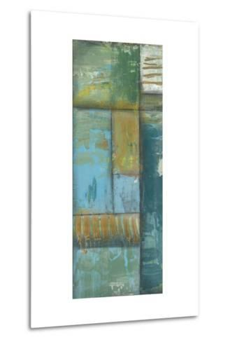 Quadrant Overlay I-Jennifer Goldberger-Metal Print