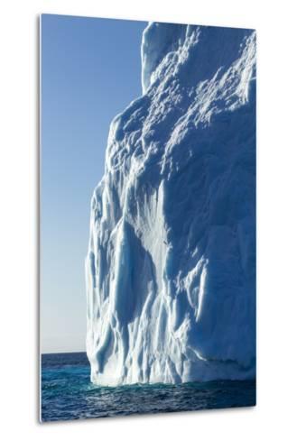 Iceberg, South Shetland Islands, Antarctica-Paul Souders-Metal Print