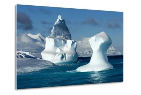 Iceberg, South Shetland Islands, Antarctica-Paul Souders-Metal Print