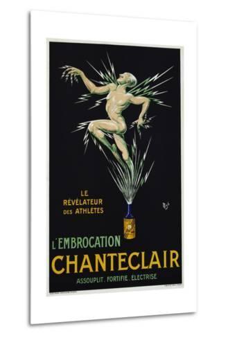 Chanteclair Poster--Metal Print