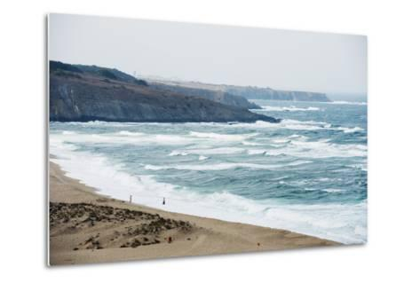 Sinemorets, Black Sea Coast, Bulgaria, Europe-Christian Kober-Metal Print