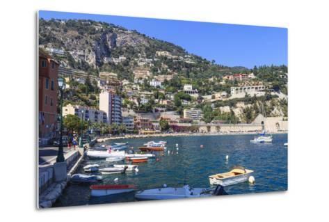 Villefranche-Sur-Mer, Alpes Maritimes, Provence, Cote D'Azur, French Riviera, France, Europe-Amanda Hall-Metal Print