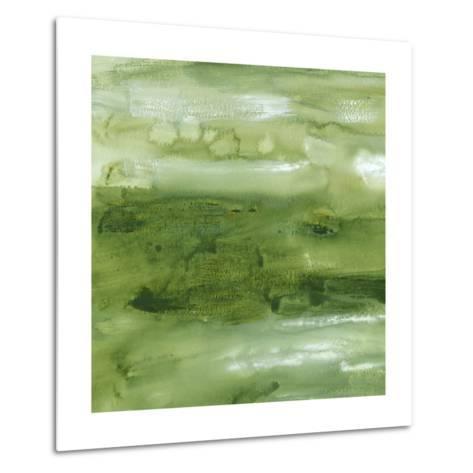 Malachite I-Lisa Choate-Metal Print