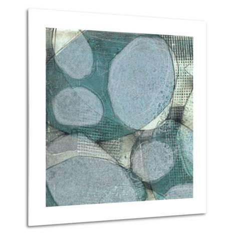Intersected I-Jennifer Goldberger-Metal Print