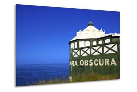Camera Obscura, Douglas, Isle of Man, Europe-Neil Farrin-Metal Print