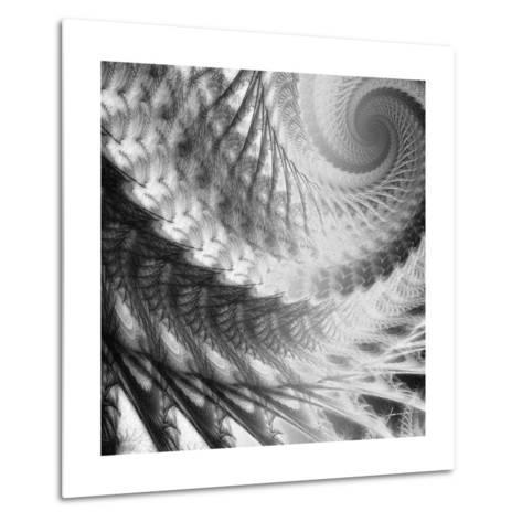 Helix II-James Burghardt-Metal Print