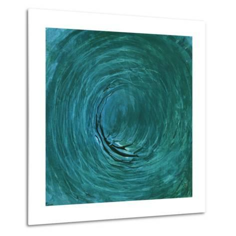 Green Earth IV-Charles McMullen-Metal Print